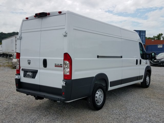 2018 ProMaster 3500 High Roof FWD,  Empty Cargo Van #M31072 - photo 4