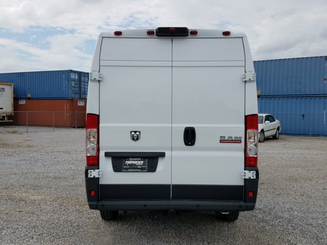 2018 ProMaster 3500 High Roof FWD,  Empty Cargo Van #M31072 - photo 5