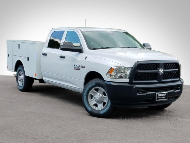 2018 Ram 2500 Crew Cab 4x2,  Service Body #M31106 - photo 4