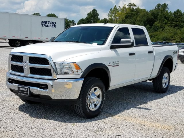 2018 Ram 2500 Crew Cab 4x4,  Pickup #M31219 - photo 3