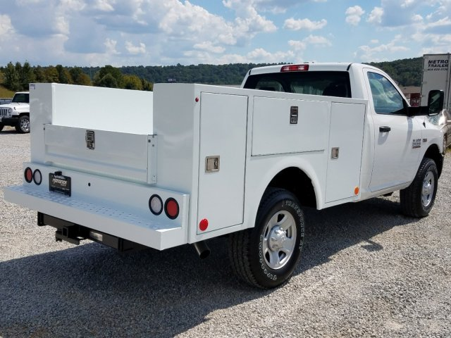 2018 Ram 2500 Regular Cab 4x4,  Service Body #M31303 - photo 2