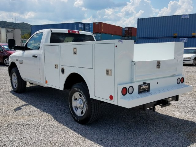 2018 Ram 2500 Regular Cab 4x4,  Service Body #M31303 - photo 5