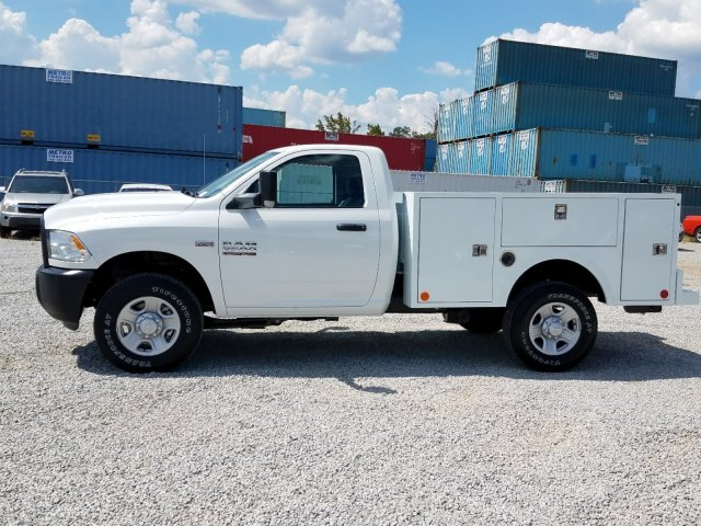 2018 Ram 2500 Regular Cab 4x4,  Service Body #M31303 - photo 6