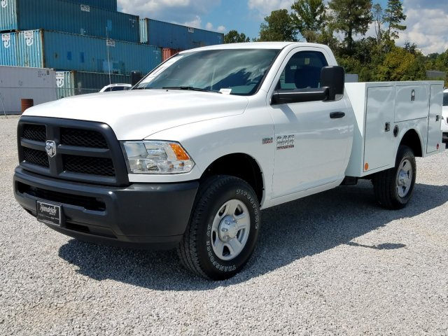 2018 Ram 2500 Regular Cab 4x4,  Service Body #M31303 - photo 7