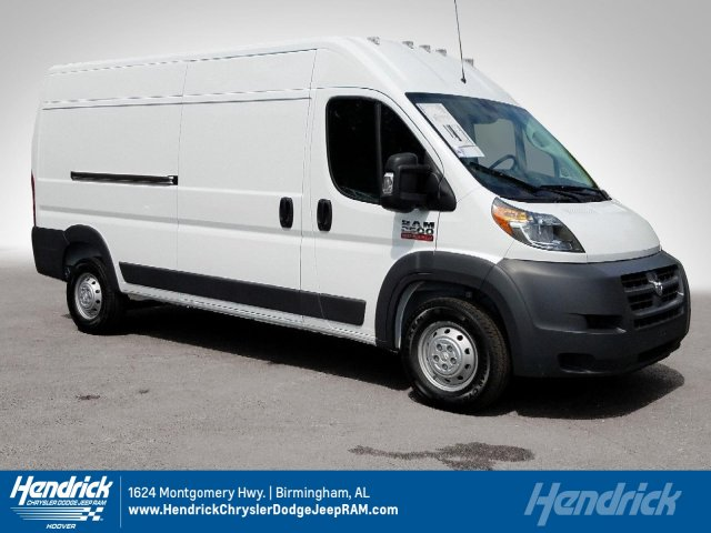 2018 ProMaster 2500 High Roof FWD,  Empty Cargo Van #M31304 - photo 1