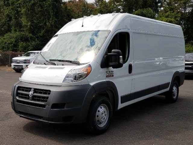 2018 ProMaster 2500 High Roof FWD,  Empty Cargo Van #M31304 - photo 9