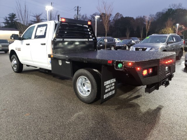 2018 Ram 3500 Crew Cab DRW 4x2,  Commercial Truck & Van Equipment Platform Body #M31436 - photo 4