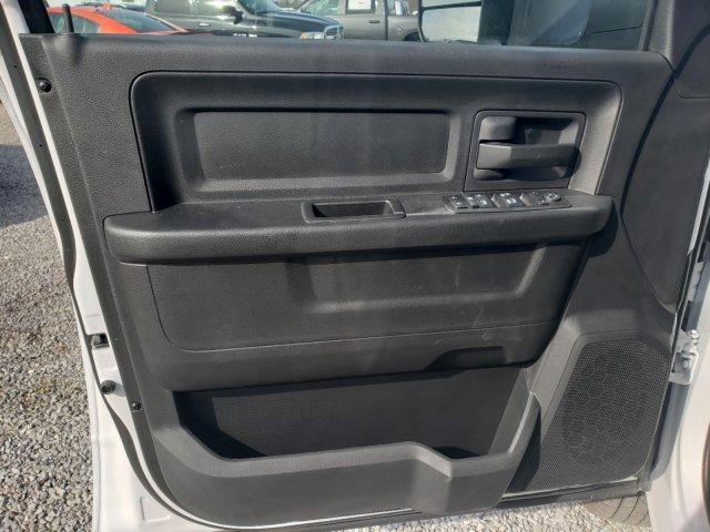 2018 Ram 3500 Crew Cab DRW 4x2,  Warner Select Pro Service Body #M31461 - photo 9