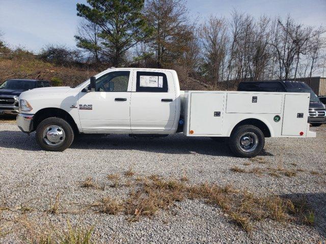 2018 Ram 3500 Crew Cab DRW 4x2,  Warner Select Pro Service Body #M31461 - photo 6