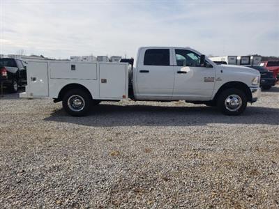 2018 Ram 3500 Crew Cab DRW 4x2,  Warner Select Pro Service Body #M31461 - photo 3