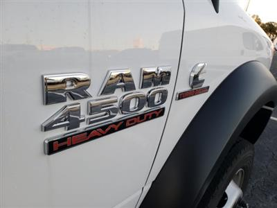 2018 Ram 4500 Regular Cab DRW 4x2,  Commercial Truck & Van Equipment Platform Body Stake Bed #M31483 - photo 31