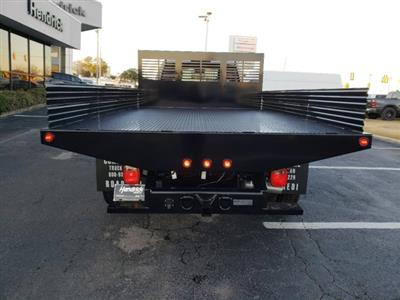 2018 Ram 4500 Regular Cab DRW 4x2,  Commercial Truck & Van Equipment Platform Body Stake Bed #M31483 - photo 4