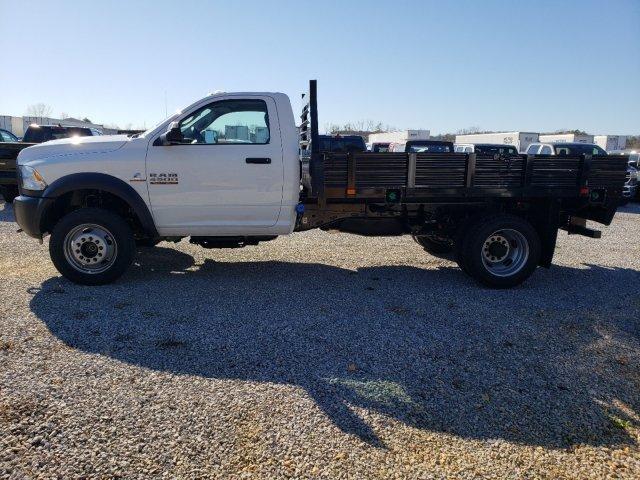 2018 Ram 4500 Regular Cab DRW 4x4,  Commercial Truck & Van Equipment Gooseneck Platform Body #M31484 - photo 6