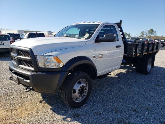 2018 Ram 4500 Regular Cab DRW 4x4,  Commercial Truck & Van Equipment Gooseneck Platform Body #M31484 - photo 7