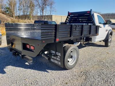 2018 Ram 4500 Regular Cab DRW 4x4,  Commercial Truck & Van Equipment Gooseneck Platform Body #M31484 - photo 2