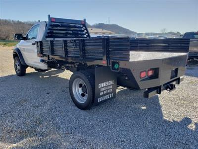 2018 Ram 4500 Regular Cab DRW 4x4,  Commercial Truck & Van Equipment Gooseneck Platform Body #M31484 - photo 5