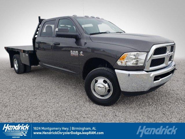 2018 Ram 3500 Crew Cab DRW 4x4,  Commercial Truck & Van Equipment Platform Body #M31563 - photo 1