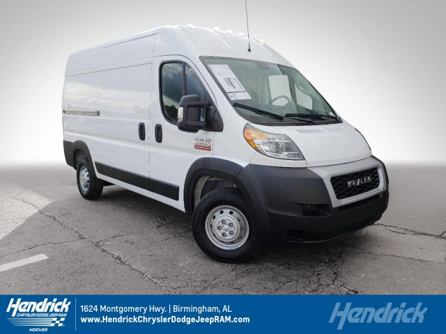 2019 ProMaster 2500 High Roof FWD,  Empty Cargo Van #M40359 - photo 1