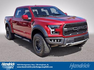 2018 Ford F-150 SuperCrew Cab 4x4, Pickup #M79647A - photo 1