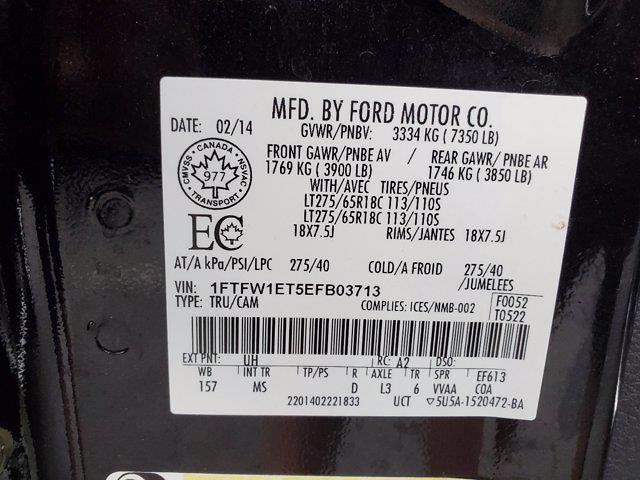 2014 Ford F-150 SuperCrew Cab 4x4, Pickup #M79649B - photo 34