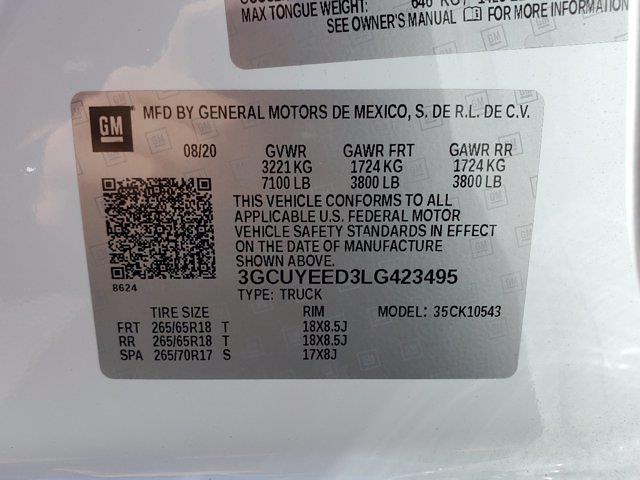 2020 Silverado 1500 Crew Cab 4x4,  Pickup #M95992A - photo 36