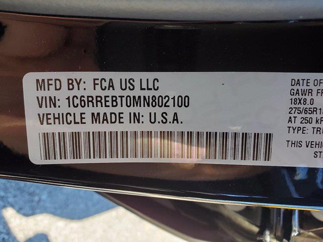 2021 Ram 1500 Quad Cab 4x2, Pickup #MA02100 - photo 34