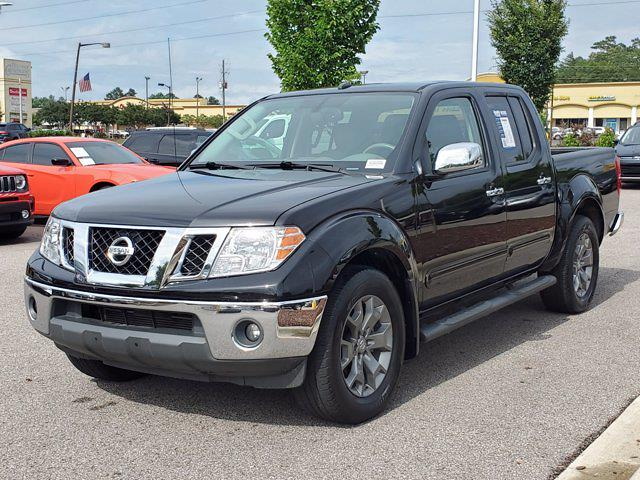 2019 Nissan Frontier Crew Cab 4x2, Pickup #PS20804 - photo 8