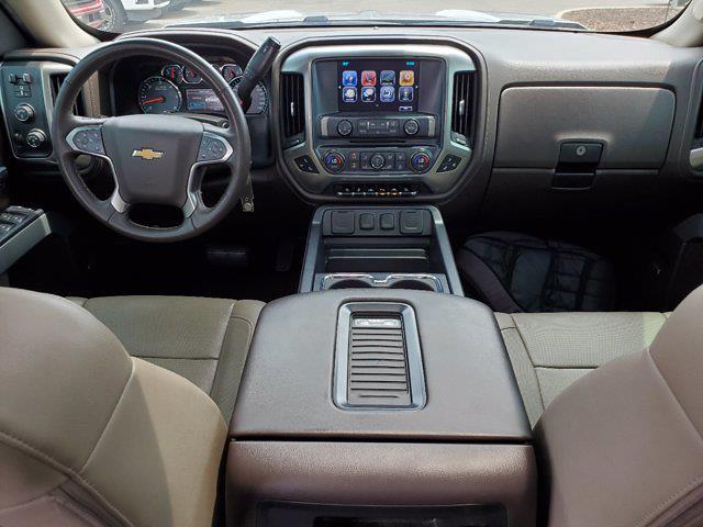 2017 Chevrolet Silverado 1500 Crew Cab 4x4, Pickup #PS20833 - photo 28