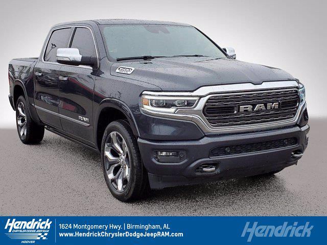 2019 Ram 1500 Crew Cab 4x4, Pickup #SA20616 - photo 1