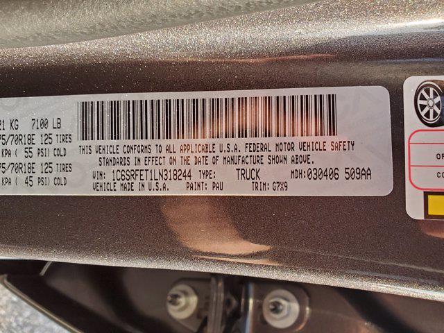2020 Ram 1500 Quad Cab 4x4, Pickup #X20900 - photo 33