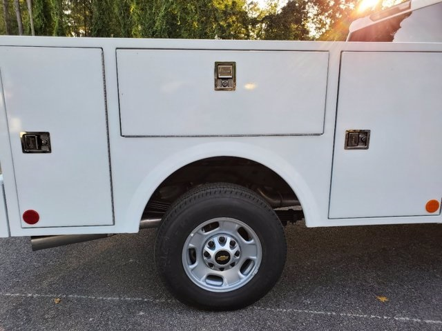 2020 Chevrolet Silverado 2500 Crew Cab 4x2, Service Body #CL23275 - photo 27