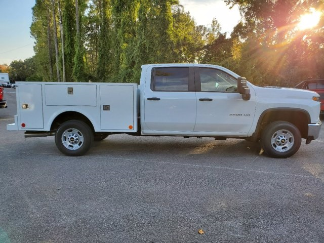 2020 Chevrolet Silverado 2500 Crew Cab 4x2, Service Body #CL23275 - photo 4