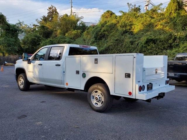 2020 Chevrolet Silverado 2500 Crew Cab 4x2, Service Body #CL23275 - photo 6