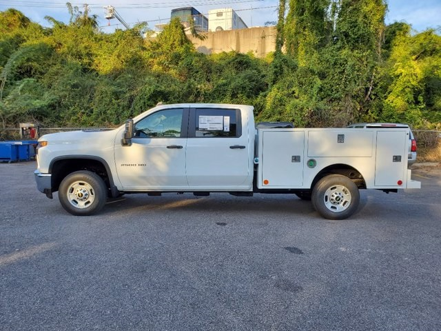 2020 Chevrolet Silverado 2500 Crew Cab 4x2, Service Body #CL23275 - photo 7