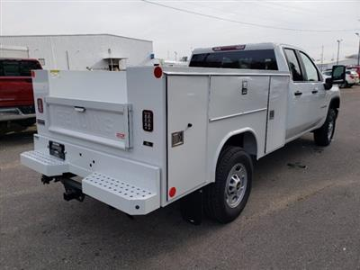 2020 Chevrolet Silverado 2500 Crew Cab 4x2, Reading Service Body #CL25032 - photo 2