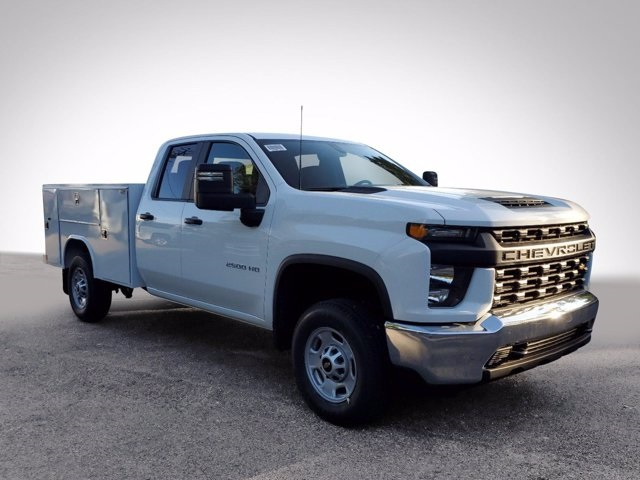 2020 Chevrolet Silverado 2500 Double Cab 4x2, Reading SL Service Body #CL33031 - photo 4