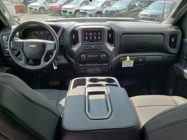 2020 Chevrolet Silverado 2500 Crew Cab 4x4, Service Body #CL65831 - photo 25