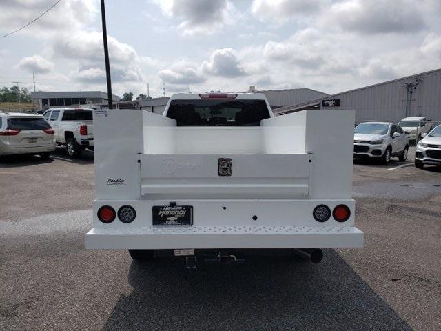 2020 Chevrolet Silverado 2500 Crew Cab 4x4, Service Body #CL65831 - photo 4