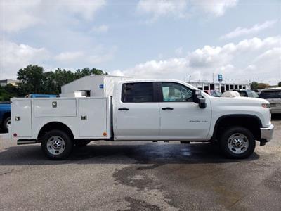2020 Chevrolet Silverado 2500 Crew Cab 4x4, Service Body #CL65831 - photo 3