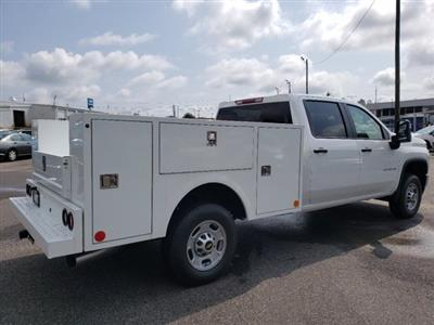 2020 Chevrolet Silverado 2500 Crew Cab 4x4, Service Body #CL65831 - photo 2
