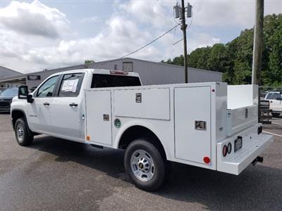 2020 Chevrolet Silverado 2500 Crew Cab 4x4, Service Body #CL65831 - photo 5