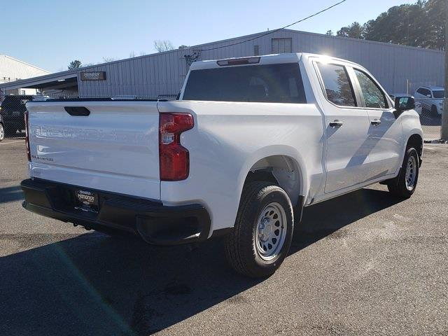2021 Chevrolet Silverado 1500 Crew Cab 4x2, Pickup #CM11342 - photo 2