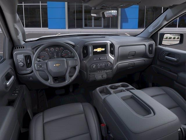2021 Chevrolet Silverado 1500 Crew Cab 4x2, Pickup #CM22048 - photo 12