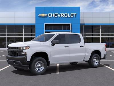 2021 Chevrolet Silverado 1500 Crew Cab 4x2, Pickup #CM22048 - photo 3