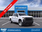 2021 Chevrolet Silverado 1500 Crew Cab 4x2, Pickup #CM22048 - photo 1