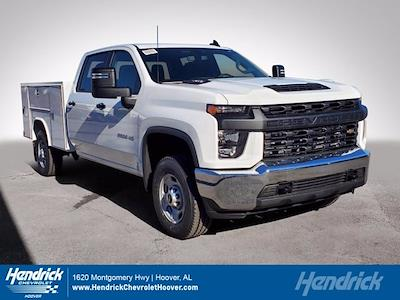 2021 Chevrolet Silverado 2500 Crew Cab 4x4, Reading SL Service Body #CM30896 - photo 1