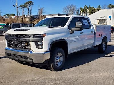 2021 Chevrolet Silverado 2500 Crew Cab 4x4, Reading SL Service Body #CM30896 - photo 8