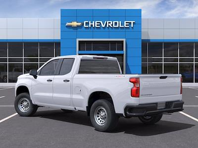 2021 Chevrolet Silverado 1500 Double Cab 4x4, Pickup #CM35794 - photo 4