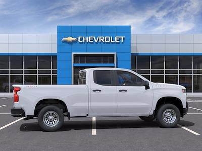 2021 Chevrolet Silverado 1500 Double Cab 4x4, Pickup #CM35794 - photo 5