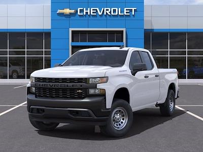 2021 Chevrolet Silverado 1500 Double Cab 4x4, Pickup #CM35794 - photo 6